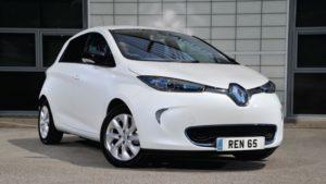 Renault's Zoe