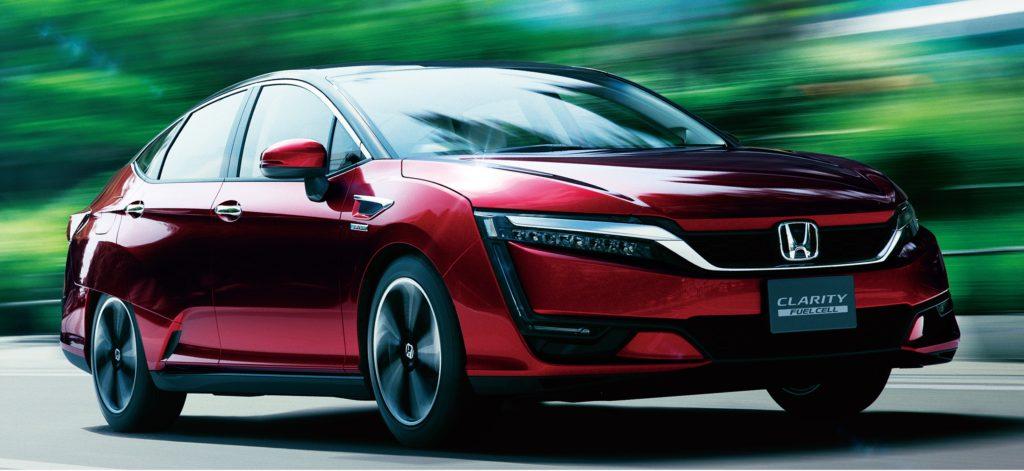 2017 Honda Clarity Fuel-Cell