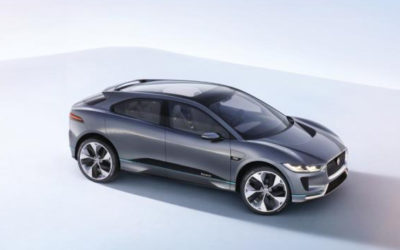 OPlug-in Jaguary SUV concept