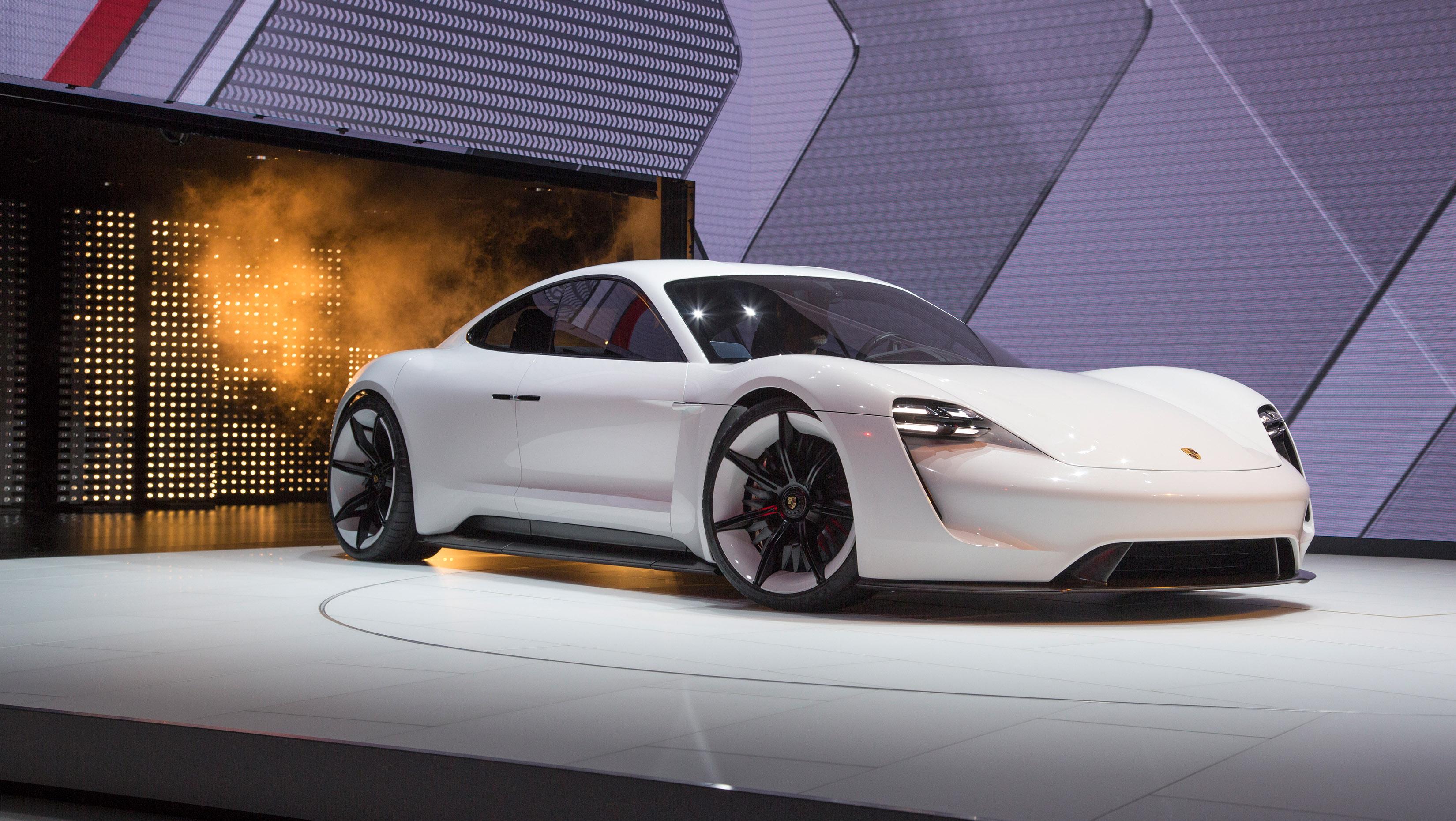 Porsche EV