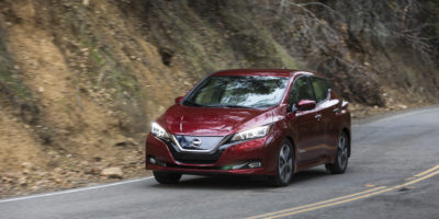 2018 Nissan Leaf: First Drive Review