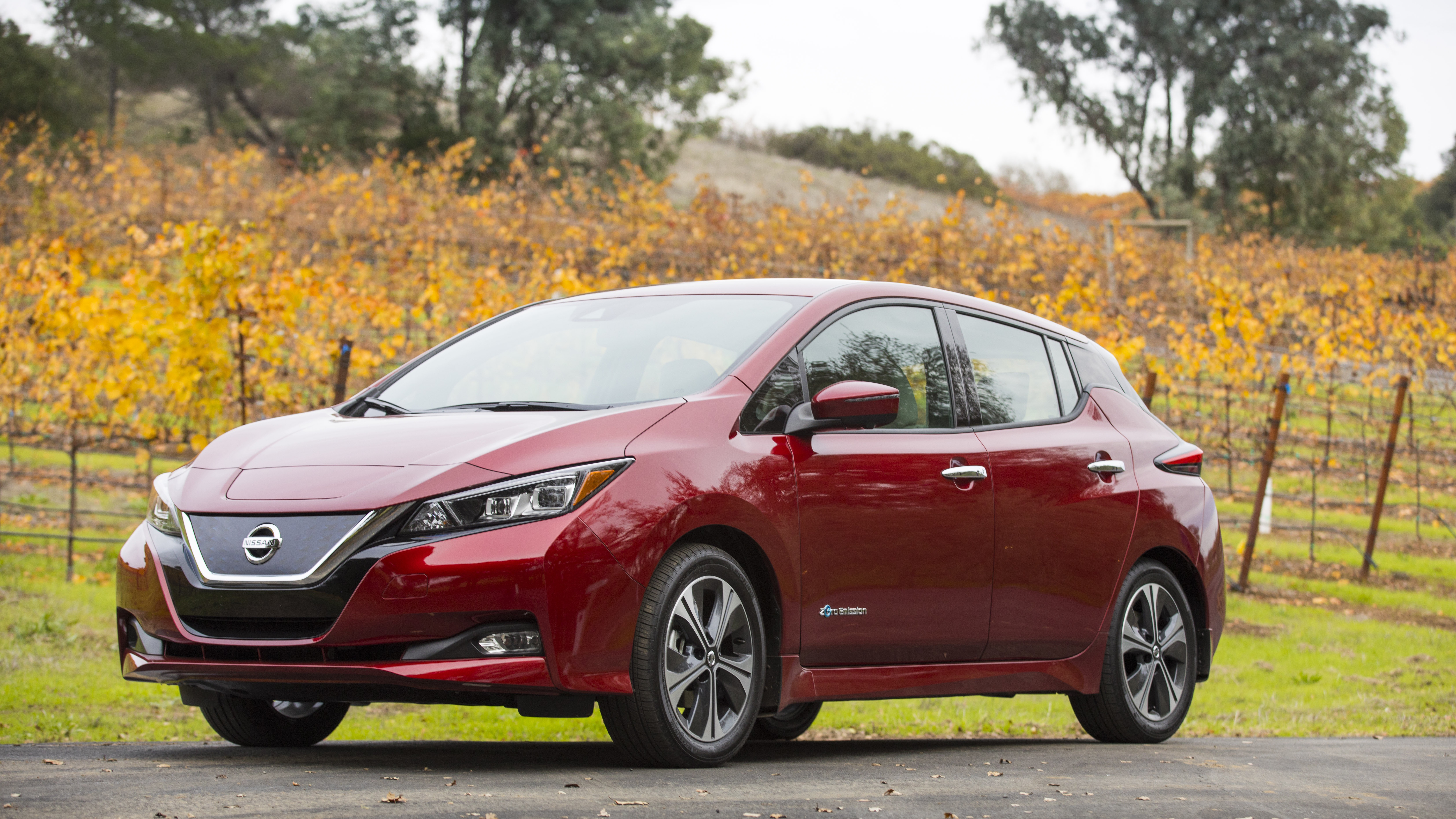 2018 Nissan Leaf: First Drive Review - The Green Car Guy