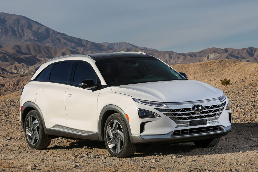 Hyundai Nexo Fuel Cell Crossover Unveiled The Green Car Guy