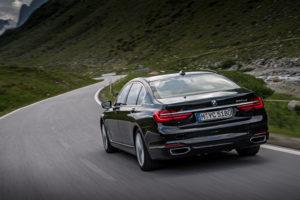 BMW 7 Series PHEV