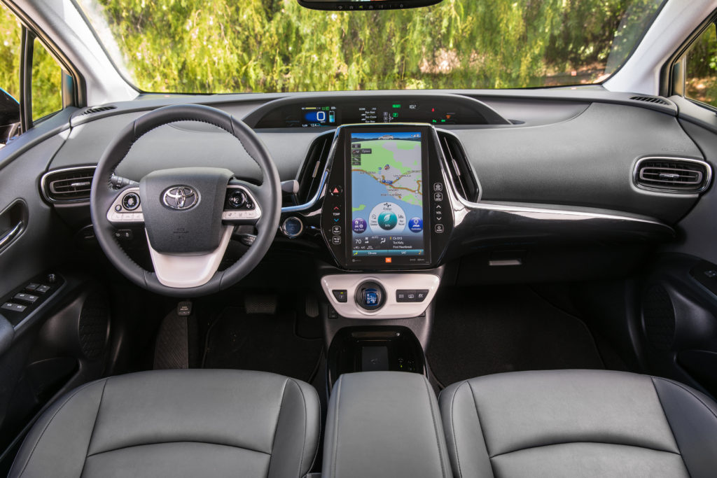 2017 Prius Prime: A Toyota Prius Plug-In You Can Love - The Green ...