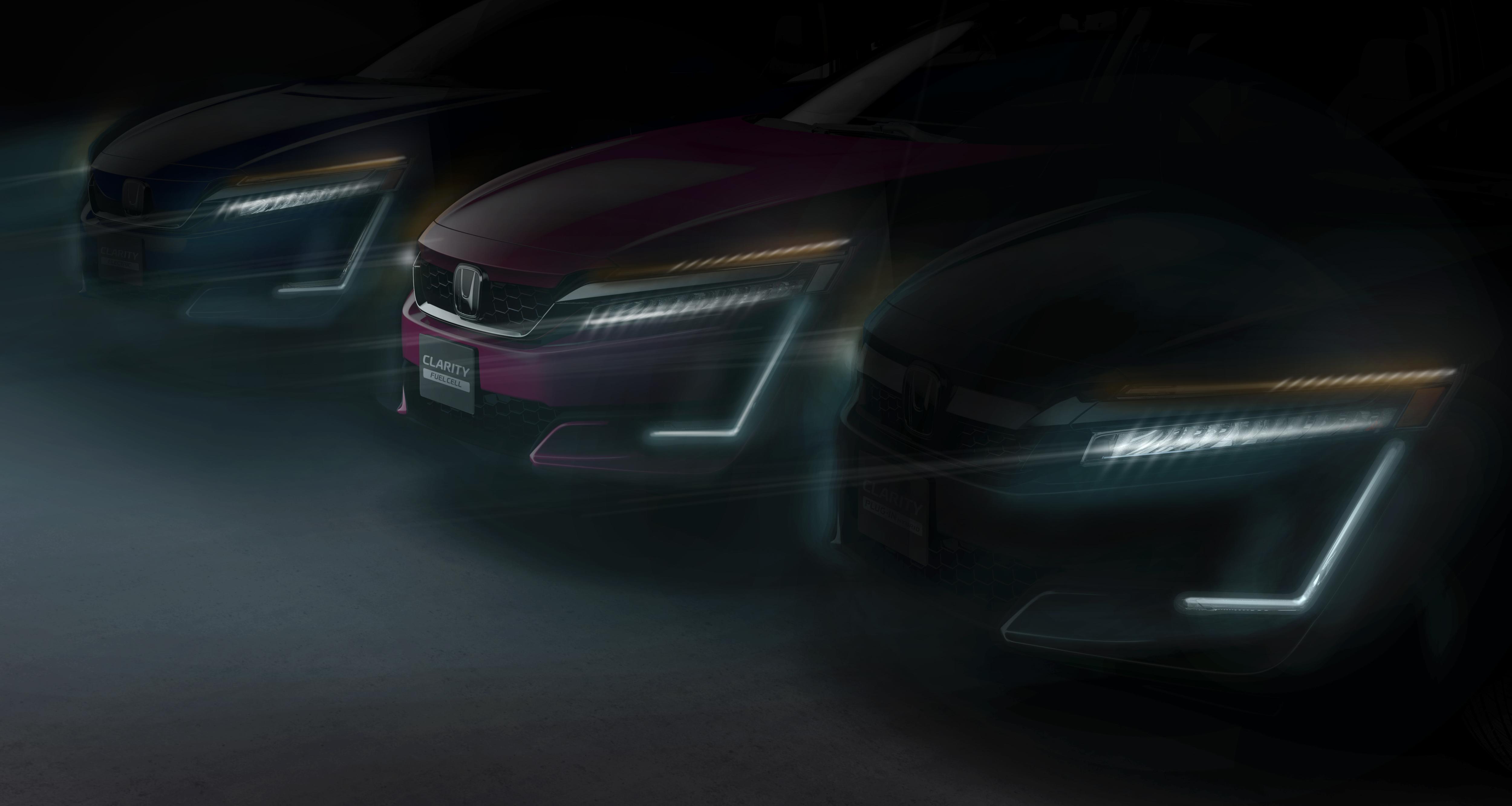 Honda Clarity Family