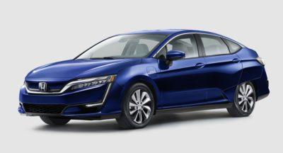 2017 Honda Clarity EV Lease