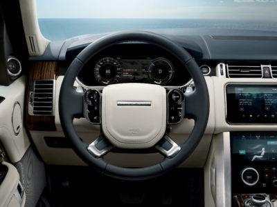 Range Rover PHEVs