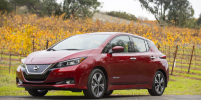 Launch of 200-Mile Nissan Leaf EV Delayed