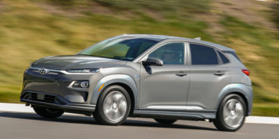 Hyundai Kona EV: 250 Miles for U.S. Model