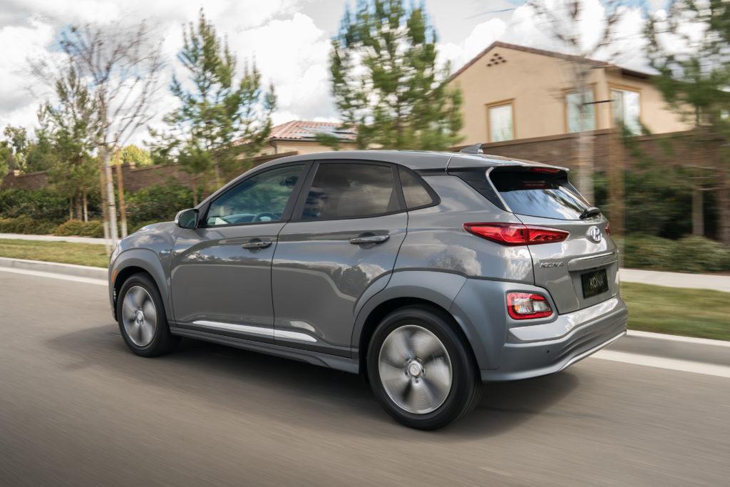 Hyundai Kona EV lr34