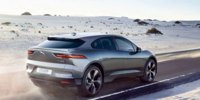 Jaguar I PACE: $80,000(ish) and 240 miles?