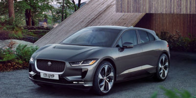 Jaguar I PACE  SUV to Start at $70,495 in U.S.