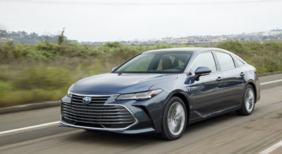 2019 Toyota Avalon Hybrid First Drive Review - The Green Car Guy