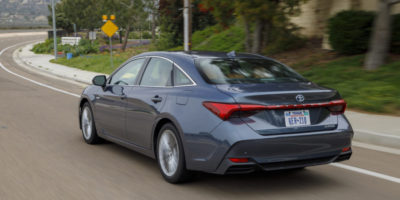 2019 Toyota Avalon Hybrid First Drive Review