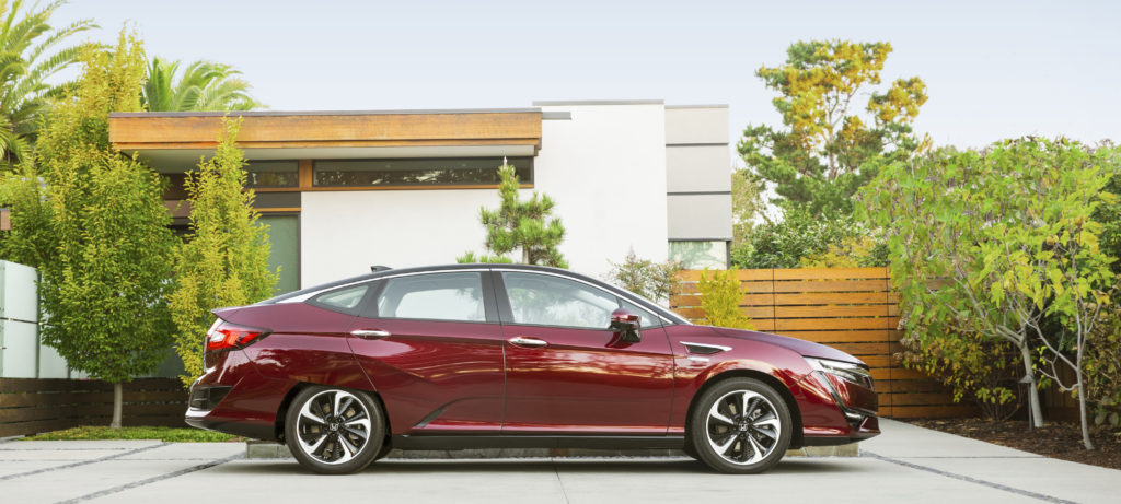 First Drive: Honda Clarity Fuel Cell and Clarity Electric