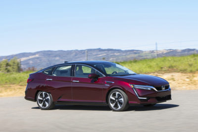 Clarity Fuel Cell