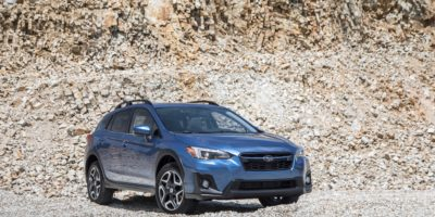 Subaru Crosstrek PHEV Coming at Year's End