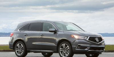 2019 Acura MDX Sport Hybrid: More Power, Price and Fuel Efficiency Than ICE Model