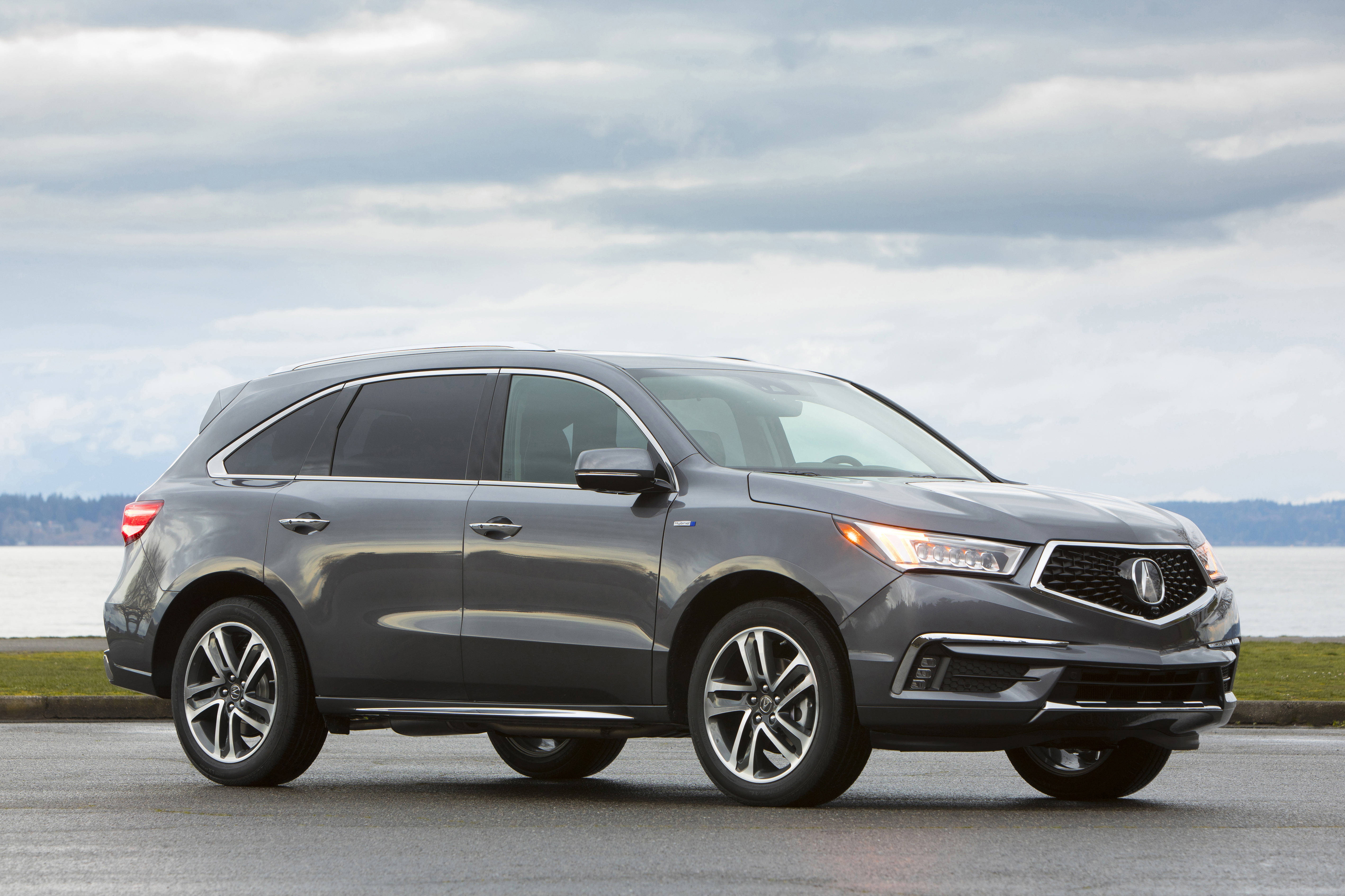 2019 Acura Mdx Sport Hybrid More Price And Fuel Efficiency Than Ice Model The Green Car Guy