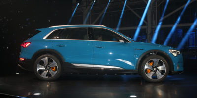 2019 Audi E-Tron Unveiled: Here Are the Numbers