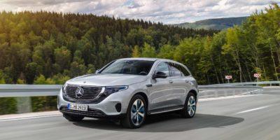 Mercedes EQC Gets Revised Range Estimate