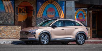 2019 Hyundai Nexo Fuel Cell Coming Soon