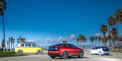 VW EVs: 200-340 Miles of Range, 2020 Launch