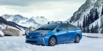 Toyota Prius AWD-e Pricing to Start at $27,300