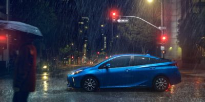 2019 Prius: AWD and a Facelift