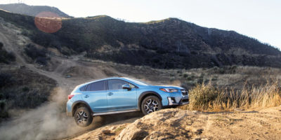 Subaru's 2019 Crosstrek Hybrid – Efficient and Fun