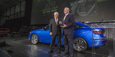 Shopper Guide: Green Vehicles 'Of the Year'