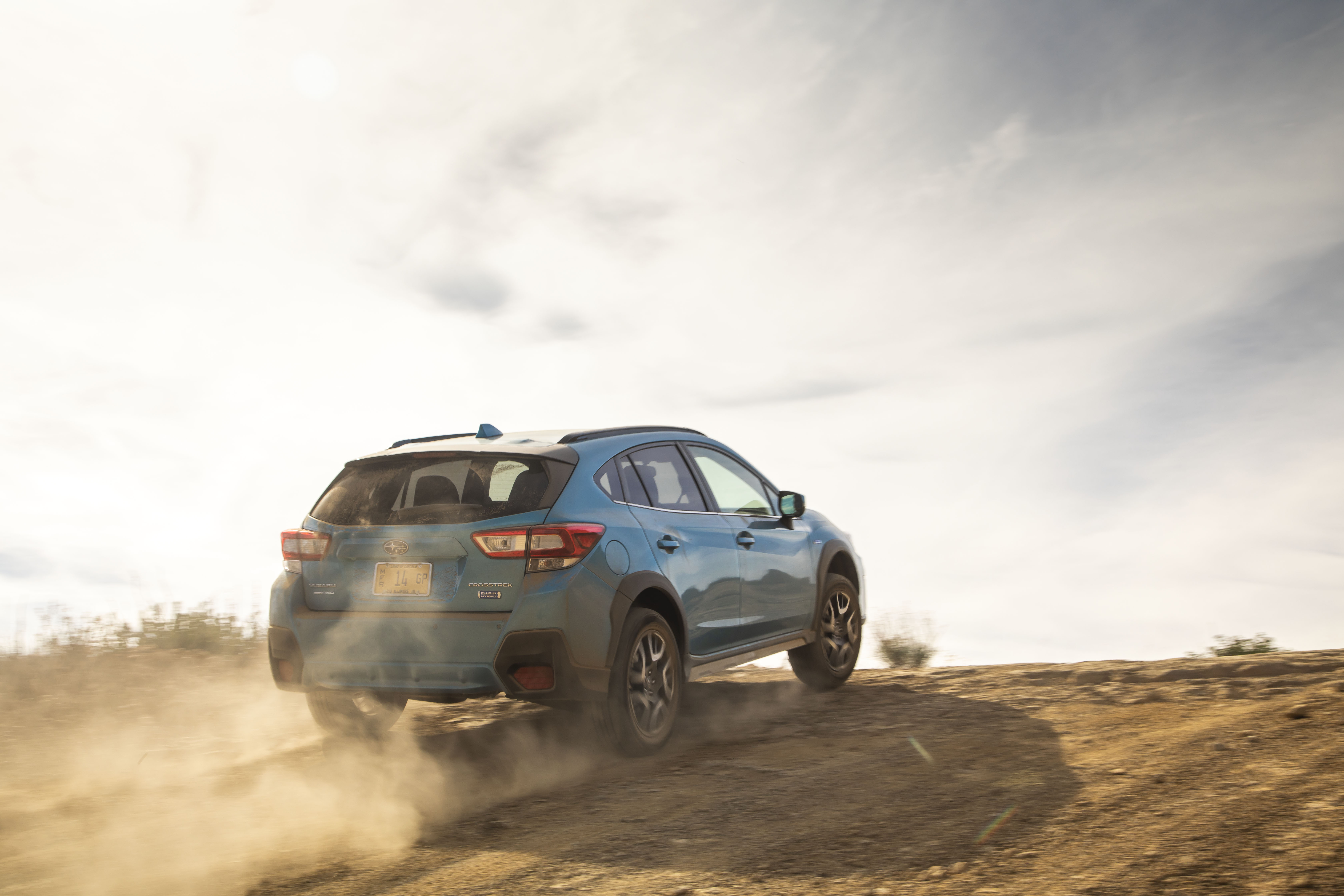 Subaru's 2019 Crosstrek Hybrid - Efficient and Fun - The