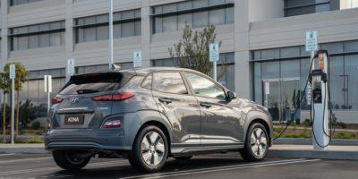 2019 Hyundai Kona EV is Top North American Utility Vehicle