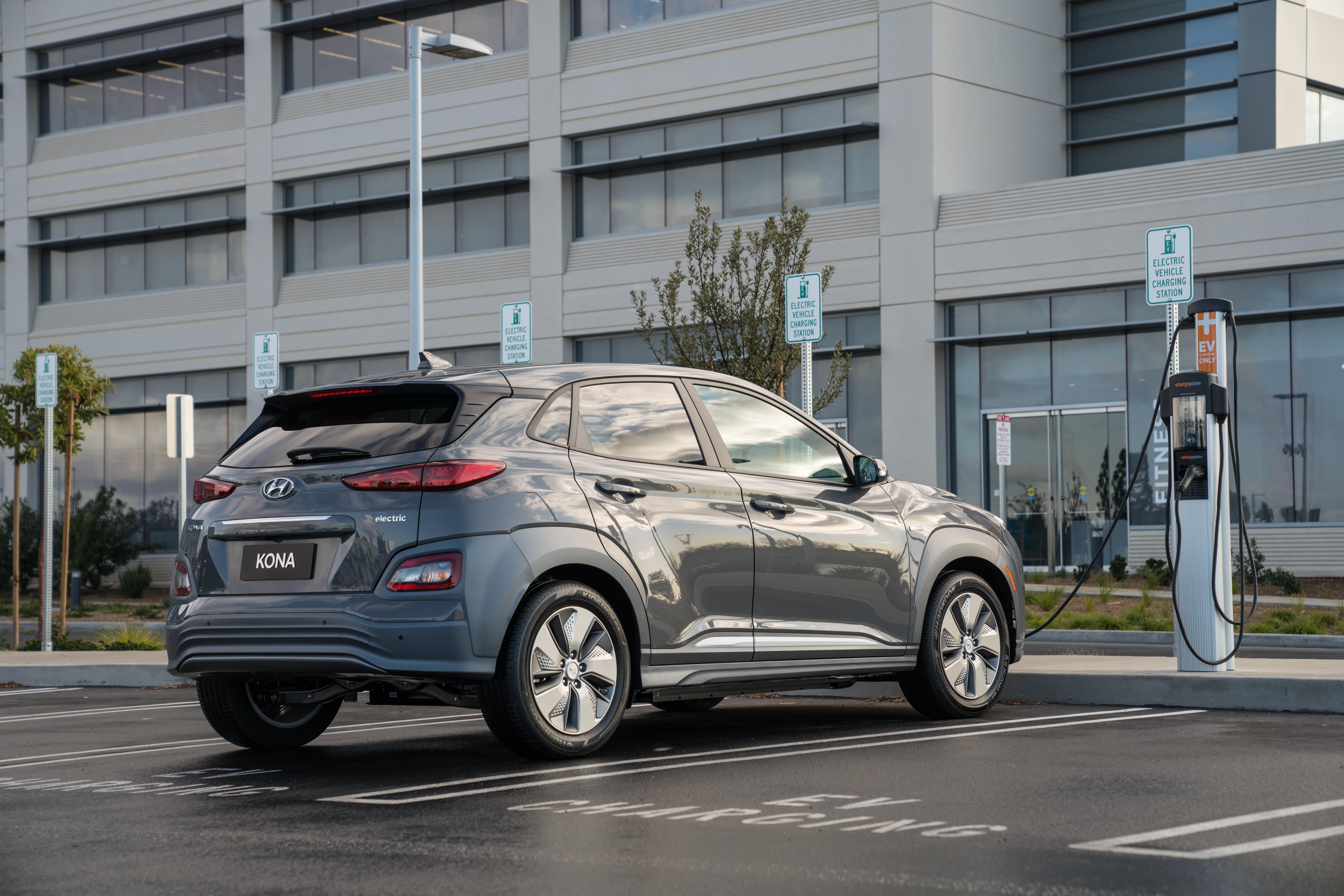 Hyundai Kona EV price set