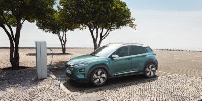 Hyundai Releases Kona EV Pricing