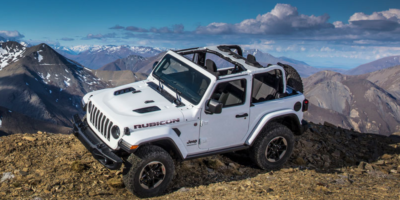 Jeep PHEVs, EVs On the Way
