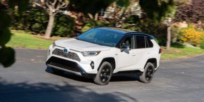 2019 RAV4 Hybrid: First Drive