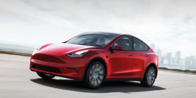 Tesla Model Y Unveiled