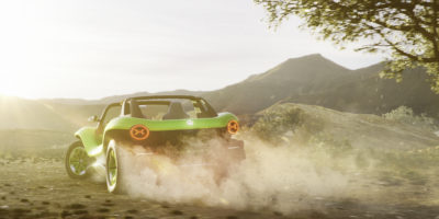 VW Shows Off ID Dune Buggy