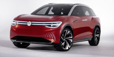 ID Roomzz SUV Joins VW's EV List