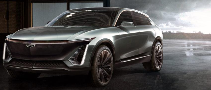 2023 Cadillac EV