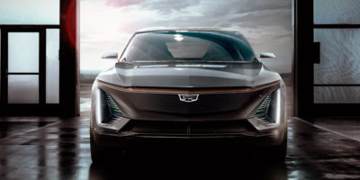 Cadillac: GM's New EV Base