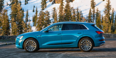 First Drive: Audi e-Tron Has Undeserved Black-Eye