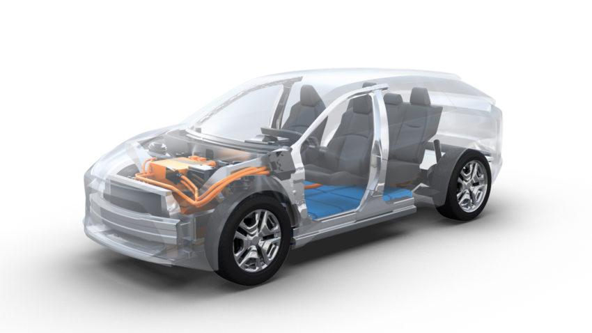 Toyota EVs