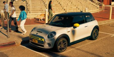 2020 Mini Cooper EV, Photos and  Numbers