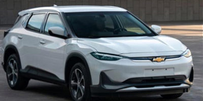 Chevrolet Menlo – A Bolt Crossover, or 'EUV'?