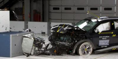 Model 3, e-tron EVs, Nexo FCEV Get Top IIHS Safety Ratings