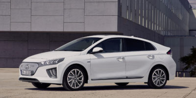 Hyundai EV News:  Updated Ioniq EV, New Design Concept