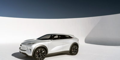 Infiniti EVs On the Way